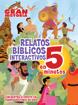 Imagen de La Gran Historia: 5 minutos Relatos Biblicos Interactivo
