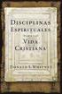 Imagen de Disciplinas Espirituales para la Vida Cristiana