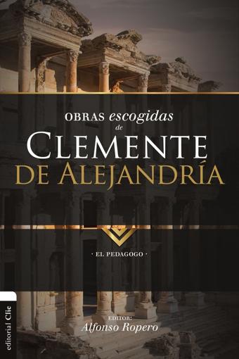 Imagen de Obras Escogidas de Clemente de Alejandria