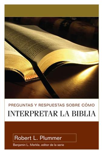 Imagen de Preguntas y respuestas sobre como interpretar la Biblia