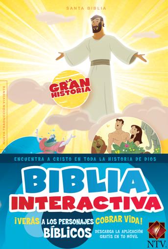 Imagen de Biblia NTV La Gran Historia - Tapa Dura