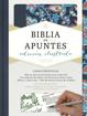 Imagen de Biblia de Apuntes Edicion Ilustrada RVR1960 (tela en rosado y azul)