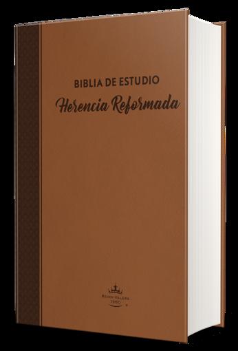 Imagen de Biblia de Estudio Herencia Reformada tapa dura
