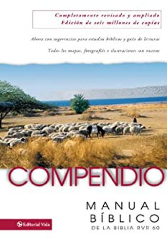 Imagen de Compendio manual biblico de la Biblia RVR60