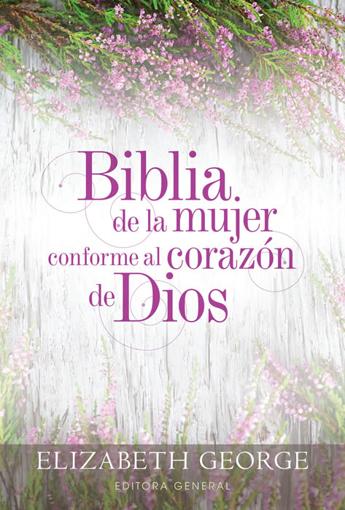 Imagen de Biblia de la mujer conforme al corazon de Dios (tapa dura)