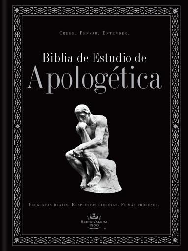 Imagen de Biblia de Estudio de Apologetica (tapa dura)