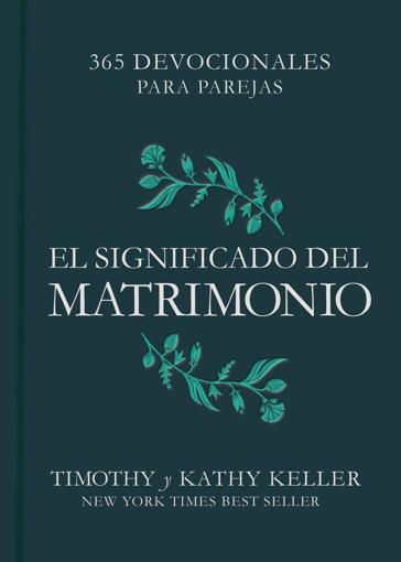 Imagen de El significado del matrimonio - Devocional para parejas