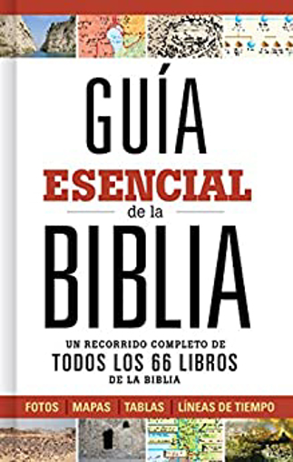 Imagen de Guia esencial de la Biblia