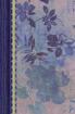 Imagen de Biblia de Estudio para Mujeres RVR1960 (azul floreado tela impresa)