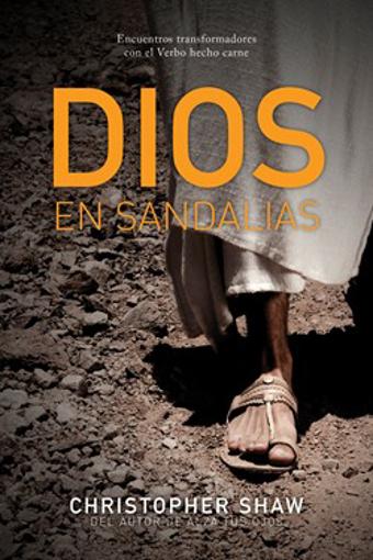 Imagen de Dios en sandalias