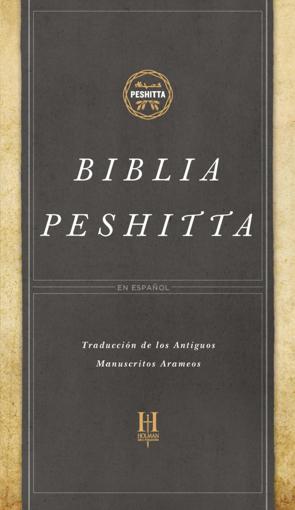 Imagen de Biblia Peshitta (tapa dura)
