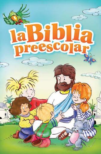 Imagen de La Biblia Preescolar