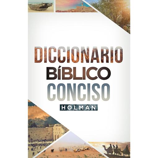 Imagen de Diccionario Biblico Conciso Holman