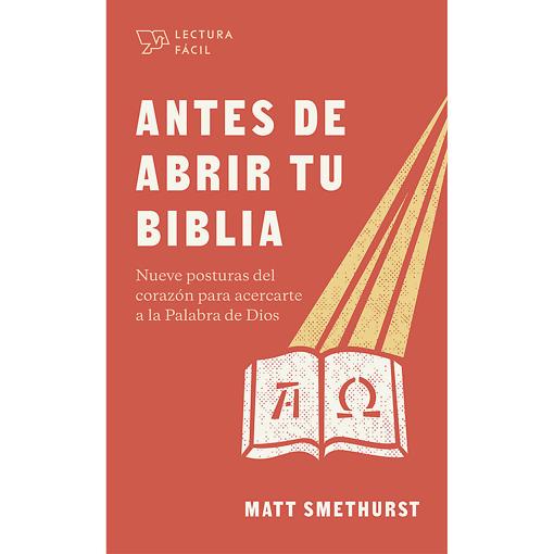 Imagen de Antes de abrir tu Biblia
