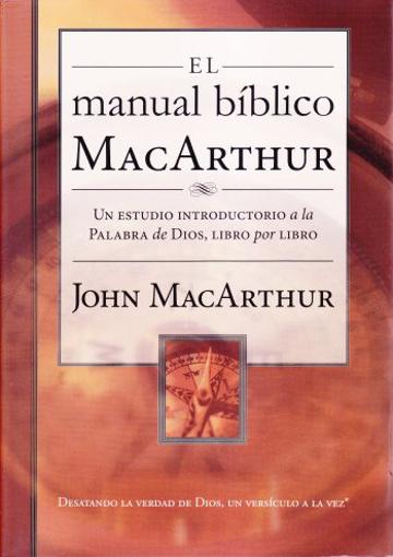 Imagen de El Manual Biblico MacArthur