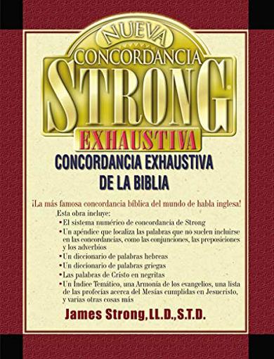 Imagen de Nueva Concordancia Strong Exhaustiva