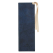 Imagen de Trust In The LORD Always Navy Faux Leather Bookmark - Isaiah 24:6