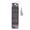 Imagen de Trust in the Lord Bookmark with Tassel - Proverbs 3:5-6