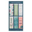 Imagen de Floral Garden Magnetic Bookmark Set