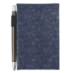 Imagen de Trust in the Lord Faux Leather Notepad and Pen Set - Proverbs 3:5