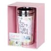 Imagen de Love in My Heart Travel Mug and Journal Boxed Gift Set for Women