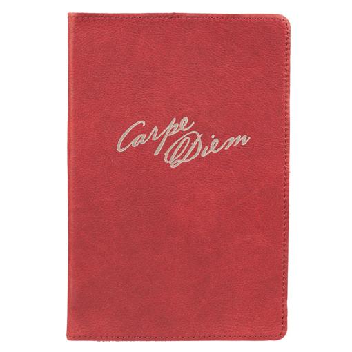 Imagen de Carpe Diem Full Grain Leather Journal