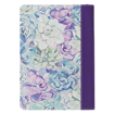 Imagen de Everything Beautiful Purple Quarter-bound Faux Leather Classic Journal with Zipped Closure - Ecclesiastes 3:11