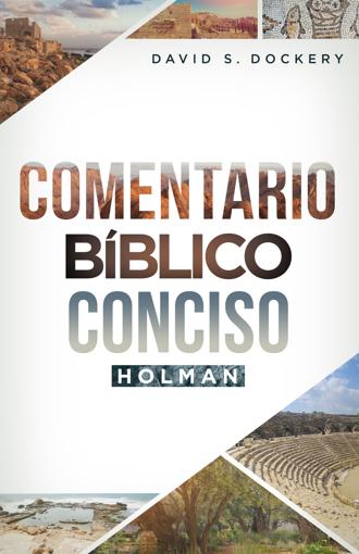 Imagen de Comentario Biblico Conciso Holman
