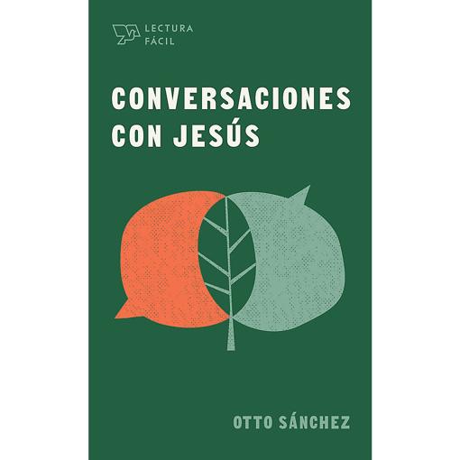 Imagen de Conversaciones con Jesus
