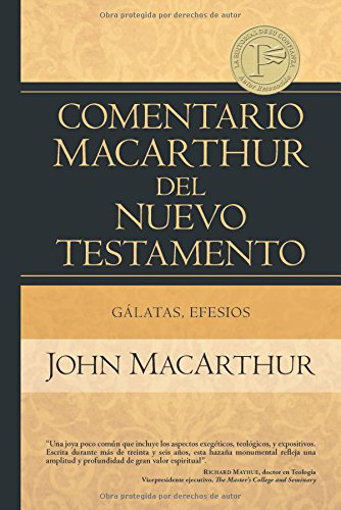 Imagen de Comentario MacArthur N.T. Galatas y Efesios