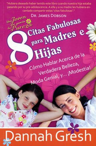 Imagen de 8 Citas Fabulosas para Madres e Hijas (bolsillo)