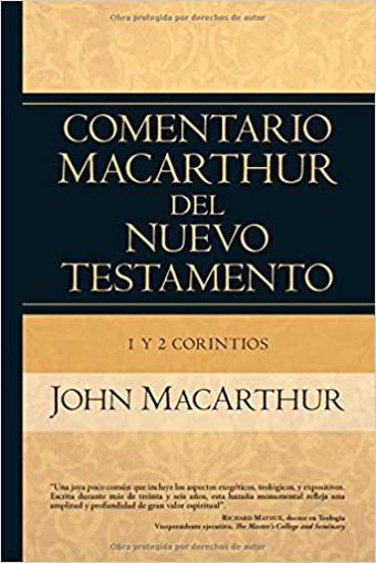 Imagen de Comentario MacArthur N.T. 1 y 2 Corintios