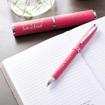 Imagen de Love Is Patient, Love Is Kind Pink Gift Pen – 1 Corinthians 13:4–8